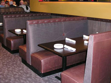 Booths Tables And Discrimination Beyond The ADA Standards - Ada restaurant table