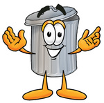 28227-clip-art-graphic-of-a-metal-trash-can-cartoon-character-with-open-arms-by-toons4biz