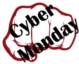 Cyber Monday Fist