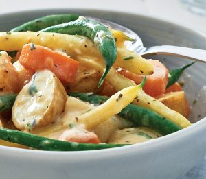 a vegetable stew called a hodgepodge
